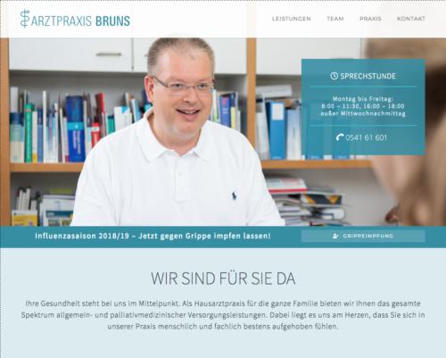 Arztpraxis Bruns